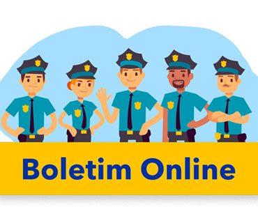 Delegacia Eletrônica: Boletim de Ocorrência online