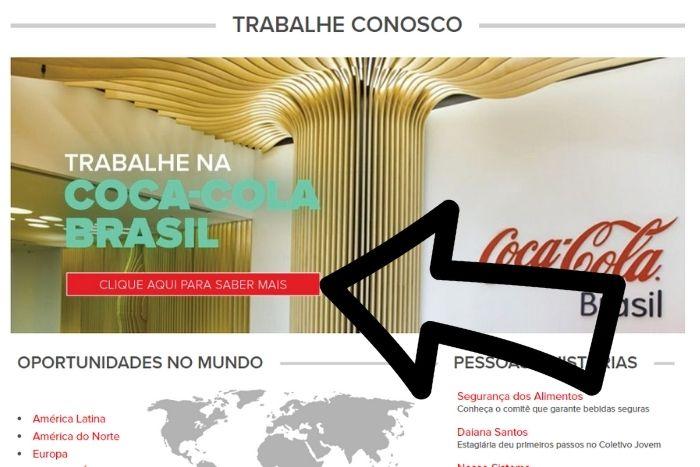 Ideia livre - Programa de Estágio Coca Cola