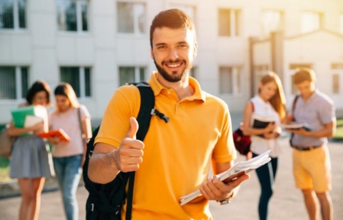 Ideia Livre Serviço de apoio ao estudante corpo