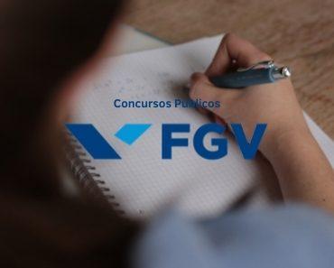 Ideia Livre Concursos Públicos FGV capa