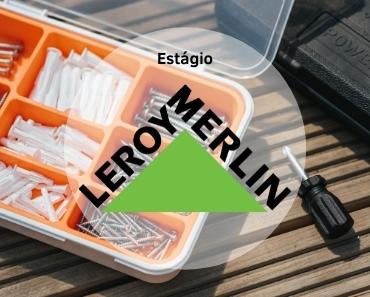Ideia Livre Estágio Leroy Merlin capa
